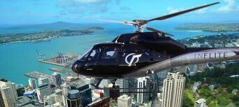 35 Minute Coast to Coast Helicopter Flight Thumbnail 4