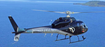 35 Minute Coast to Coast Helicopter Flight Thumbnail 5