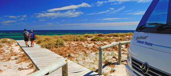 Rottnest Island Day Tour including Bike and Snorkel Hire from Perth Thumbnail 4