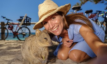 Rottnest Island Day Tour including Bike and Snorkel Hire from Perth Thumbnail 5