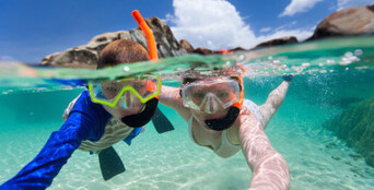 Rottnest Island Day Tour including Bike and Snorkel Hire from Perth Thumbnail 1