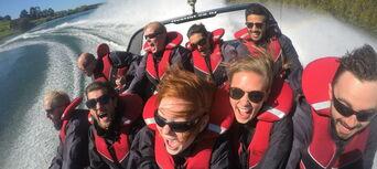 35 Minute Waikato River Jet Boating Experience Thumbnail 2