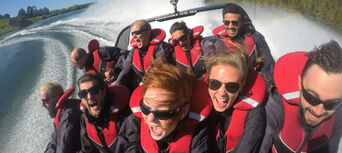 Half Day Waikato River Jet Boating Tour Thumbnail 2