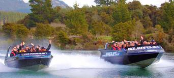 Half Day Waikato River Jet Boating Tour Thumbnail 3