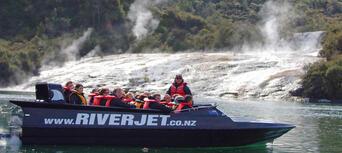 Half Day Waikato River Jet Boating Tour Thumbnail 6