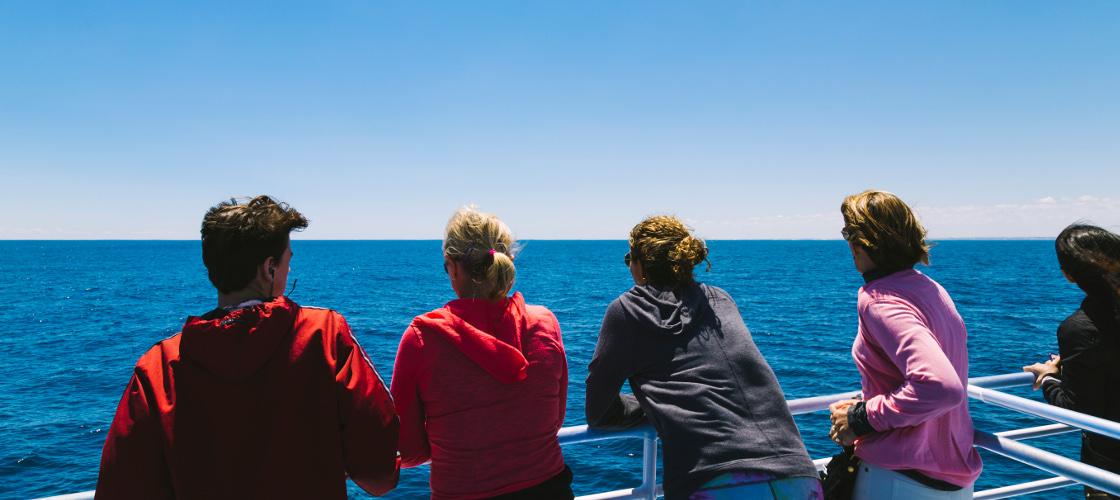 Rottnest Fast Ferries Western Australia Benn Tudor Review