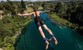 Taupo Bungy Jumping Experience Thumbnail 1