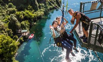 Taupo Swing Experience Thumbnail 1