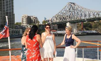 Brisbane River High Tea Cruise Thumbnail 5