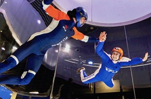 Gold Coast Indoor Skydiving Thumbnail 3