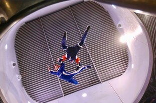 Gold Coast Indoor Skydiving Thumbnail 5