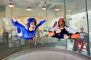 Gold Coast Indoor Skydiving Thumbnail 6