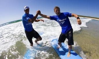 90 Minute Private Surf Lesson Thumbnail 1