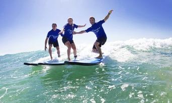 90 Minute Private Surf Lesson Thumbnail 2