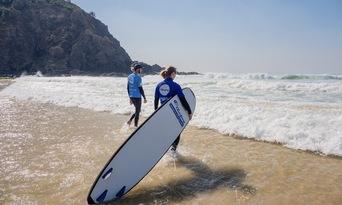 90 Minute Private Surf Lesson Thumbnail 5