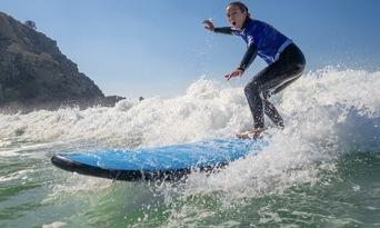 90 Minute Private Surf Lesson Thumbnail 6
