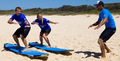 120 Minute Group Surf Lesson in Byron Bay Thumbnail 1