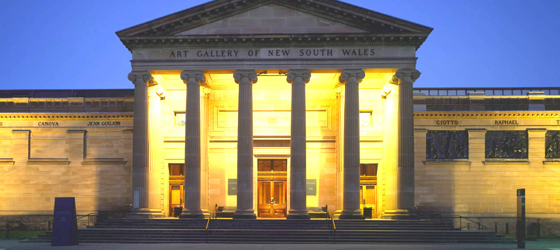 Free Things To Do  Art Gallery of NSW