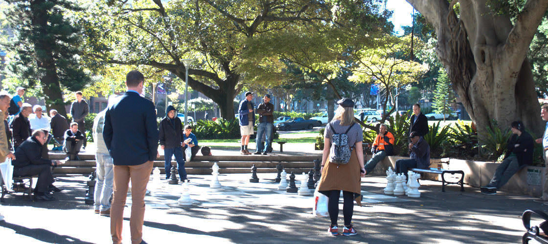 Free Things To Do  Hyde Park Sydney