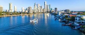 Gold Coast Sightseeing Dinner Cruise Thumbnail 6