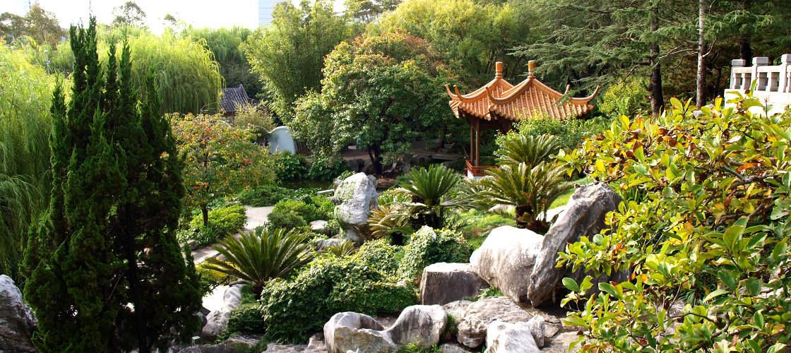 Chinese Garden of Friendship Sydney