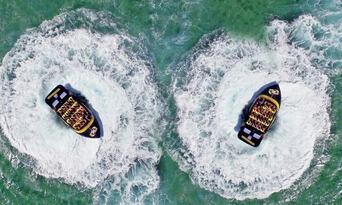 Gold Coast Premium Jetboat Ride from Main Beach Thumbnail 1