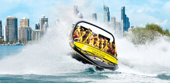 Gold Coast Premium Jetboat Ride from Main Beach Thumbnail 2