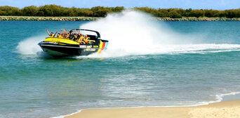 Gold Coast Premium Jetboat Ride from Main Beach Thumbnail 3