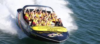 Gold Coast Premium Jetboat Ride from Main Beach Thumbnail 4