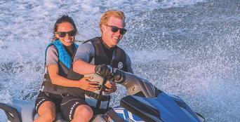 Gold Coast Jet Ski Hire and Tandem Parasail Package Thumbnail 1