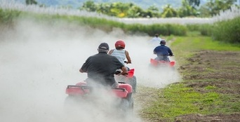 Cairns ATV Quad Bike Tour Thumbnail 1