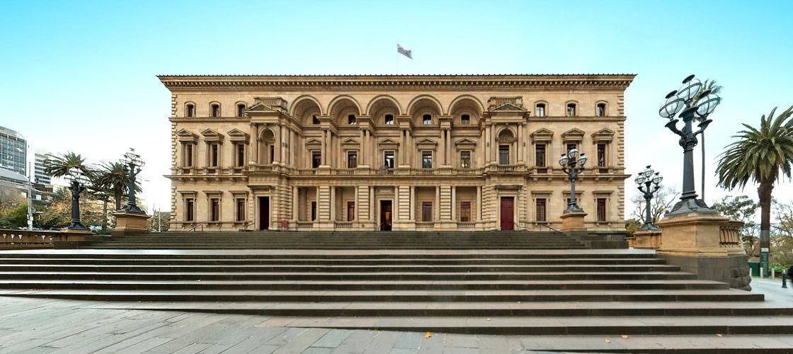 Free Things To Do  The Old Treasury Building