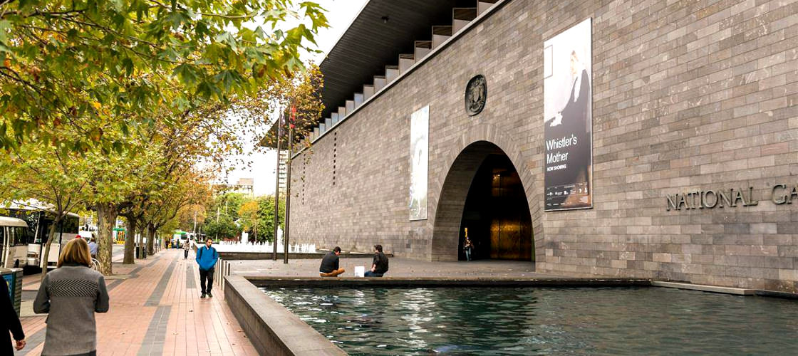 The National Gallery of Victoria