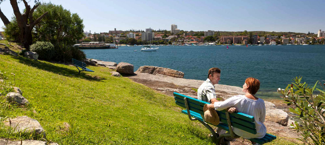 The Manly Scenic Walk