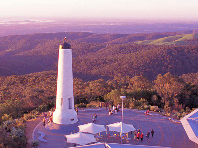 Free Things To Do  Mt Lofty Summit