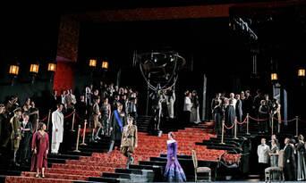 Opera Show at the Sydney Opera House Thumbnail 3