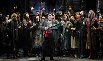 Opera Show at the Sydney Opera House Thumbnail 4