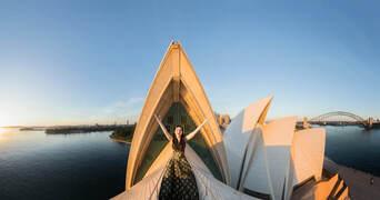 Opera Show at the Sydney Opera House Thumbnail 1