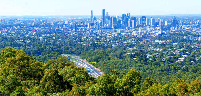 Free Things To Do  Mt Coot Tha Lookout