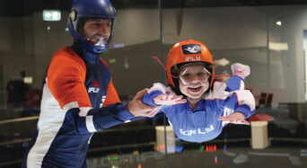 iFLY Indoor Skydiving Penrith - Basic Thumbnail 1