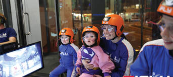 iFLY Indoor Skydiving Penrith - Family and Friends Thumbnail 3