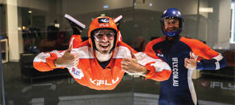iFLY Indoor Skydiving Penrith - Family and Friends Thumbnail 5