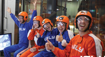 iFLY Indoor Skydiving Penrith - Family and Friends Thumbnail 1