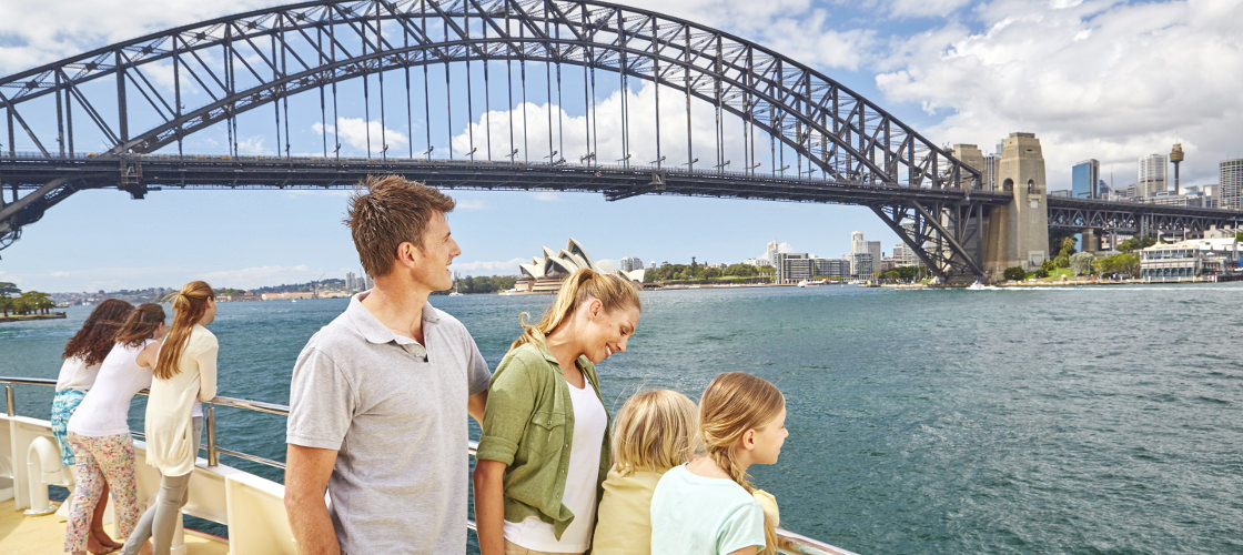 Free Things To Do  Sydney Harbour Bridge Walk