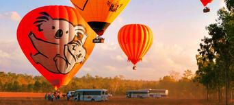 Cairns Hot Air Balloon Flight Thumbnail 1