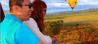 Cairns Hot Air Balloon Flight Thumbnail 3