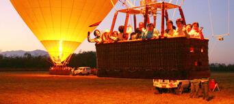 Cairns Hot Air Balloon Flight Thumbnail 5