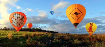 Cairns Hot Air Balloon Flight Thumbnail 2