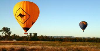 Cairns Hot Air Balloon Flight Thumbnail 4