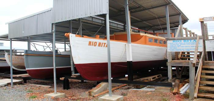 Axel Stenross Maritime Museum